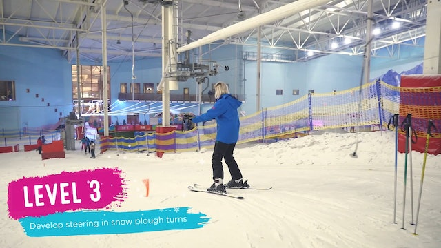 Chill Factore Manchester - learn to ski in three weeks
