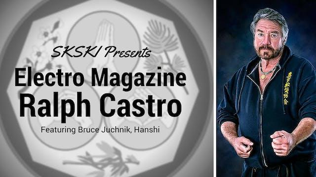 Electro Magazine Ralph Castro