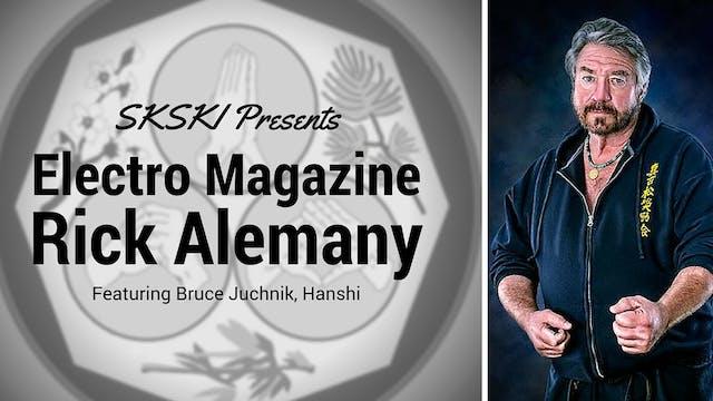 Electro Magazine Rick Alemany