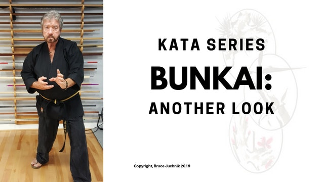 Bunkai Another Look