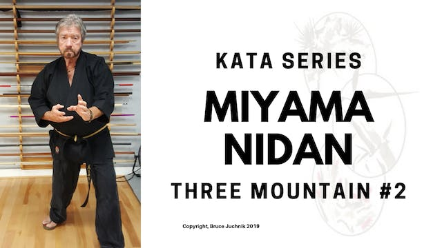 Miyama - Three Mountain #2