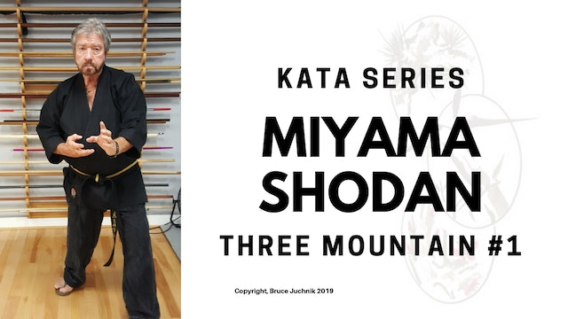 Miyama - Three Mountain #1