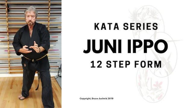 Juni Ippo Kata