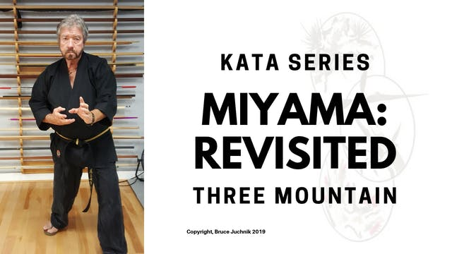 Miyama: Three Mountain Revisited
