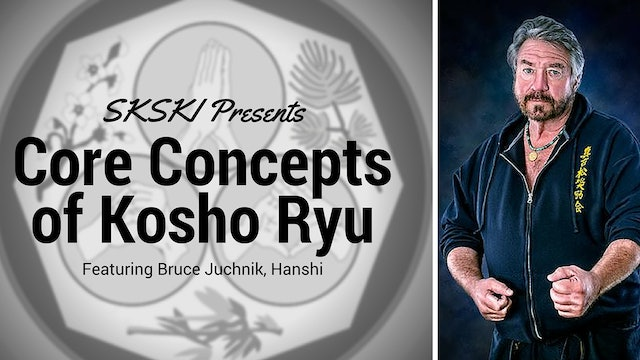 Core Concepts of Kosho Ryu
