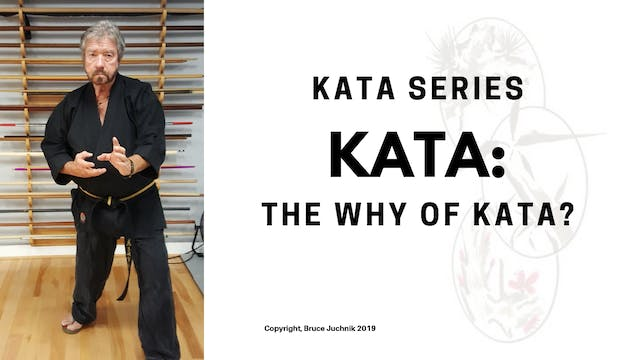 Kata The Why of Kata