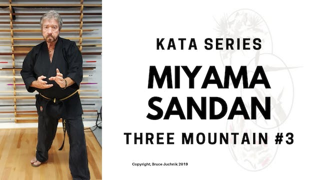 Miyama - Three Mountain #3