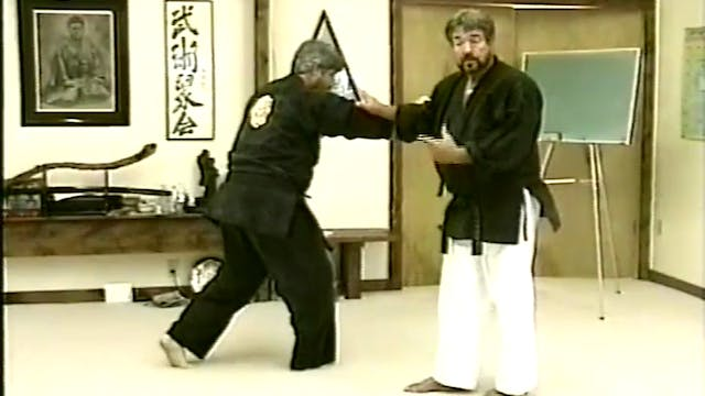 Steps of Kempo #1