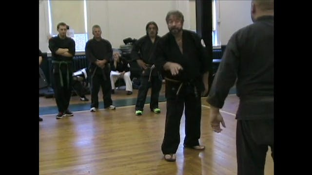Instructor Seminar Ki no Kata
