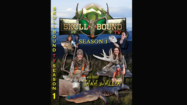 Skull Bound TV Season 1