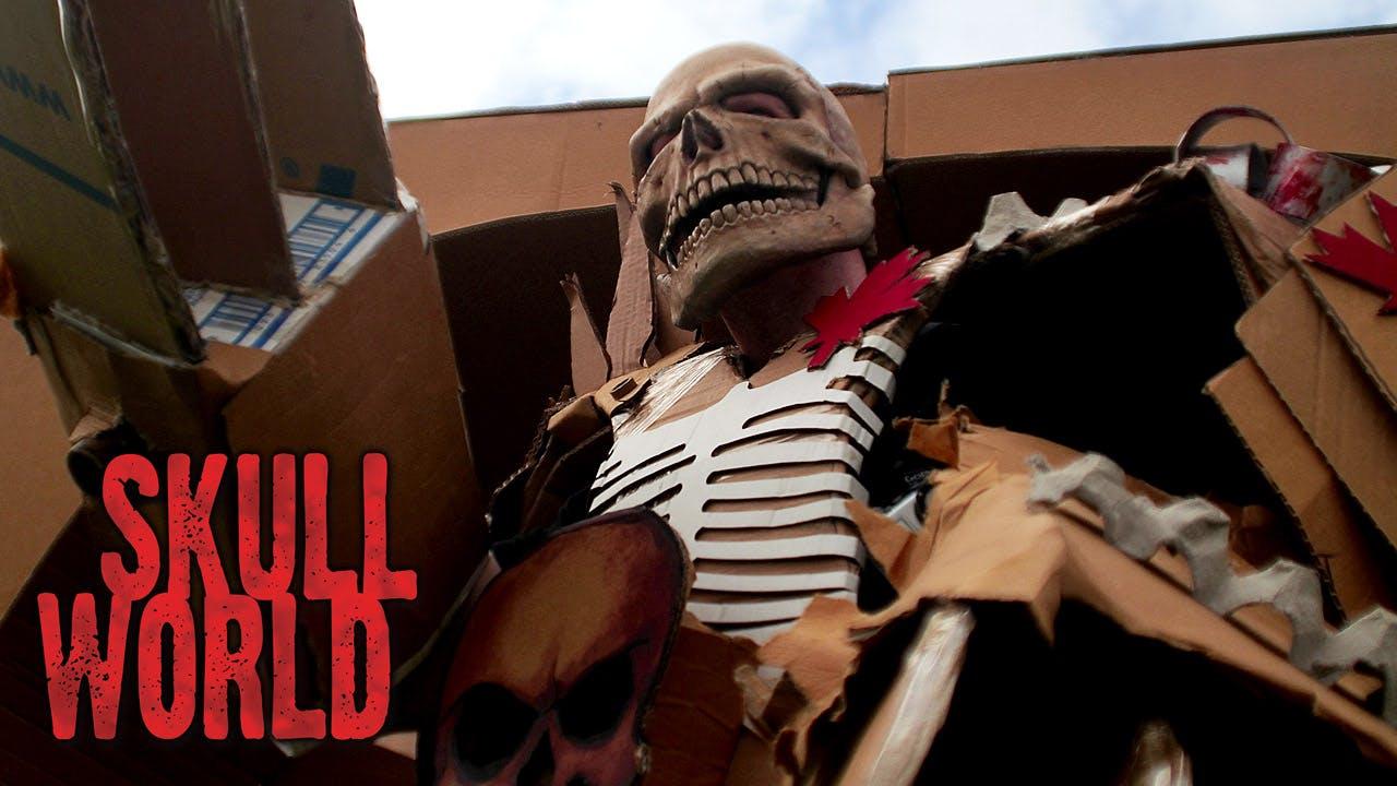 SKULL WORLD - Full Film & Commentary