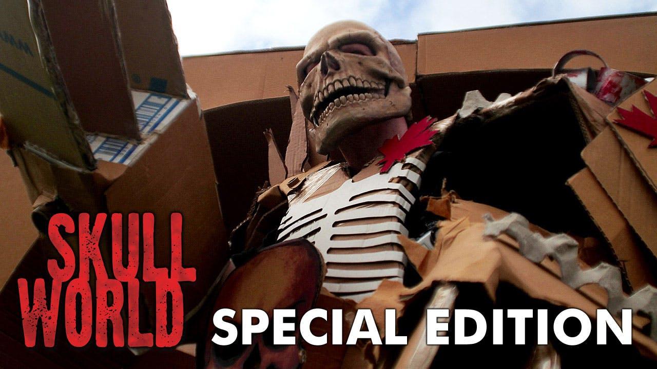 SKULL WORLD - Online Special Edition