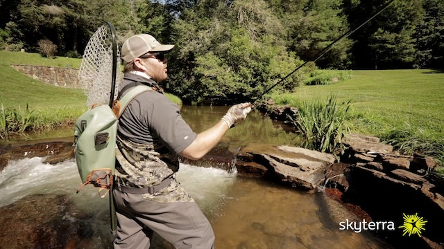 Fly Fishing: Intro to Casting