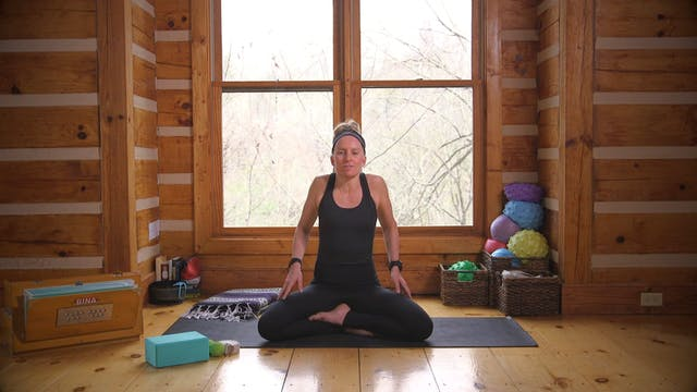 Therapeutic Yoga: Total Body Release