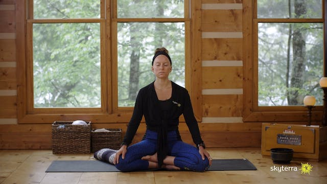 Connect: Gentle Breathwork with Amber