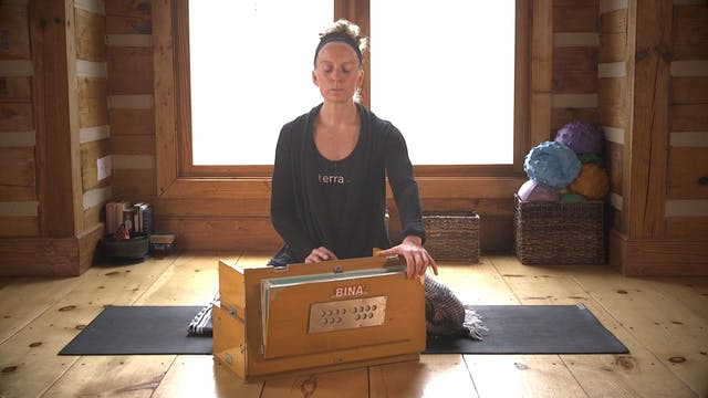 Pranayama: Om Mantra Meditation