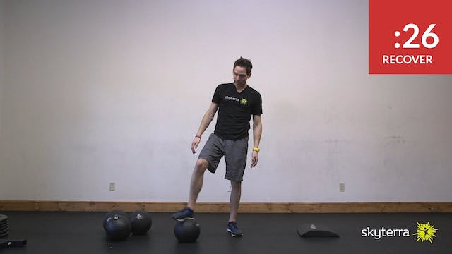 EMOM: Slamballs and Sit-Ups