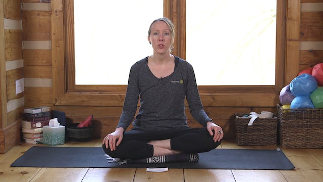 Topic: Why Meditate?