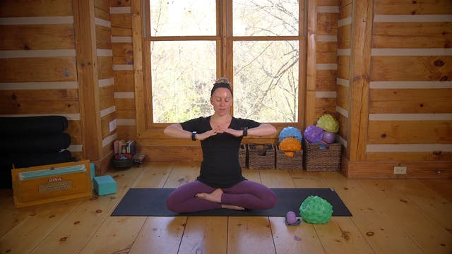 Therapeutic Yoga: Total Body Tune-Up