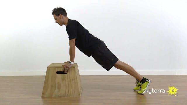 Lean: Push-Ups, Squats & Sit-Ups
