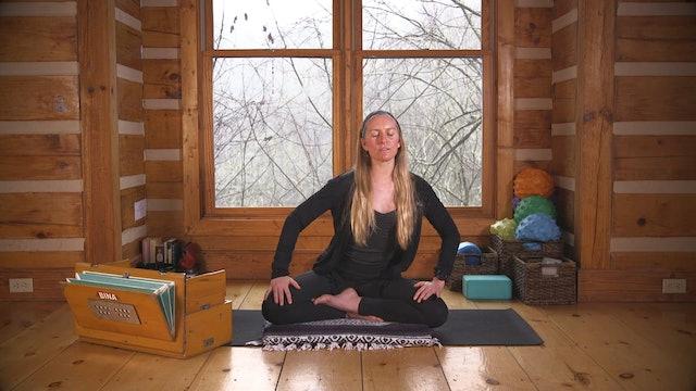 Connect: Energizing Breathwork