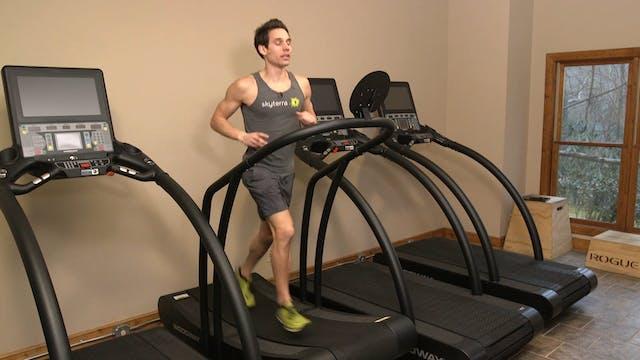 Lean: Cardio & Full-Body Strength