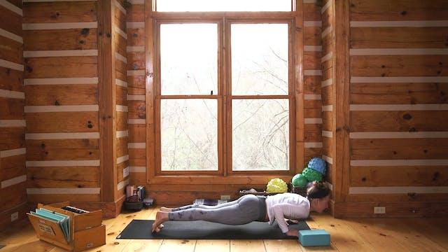 Yoga: Sun Salutations