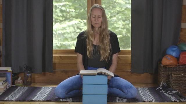 Mudra Meditation: Radiant Brahma Mudra