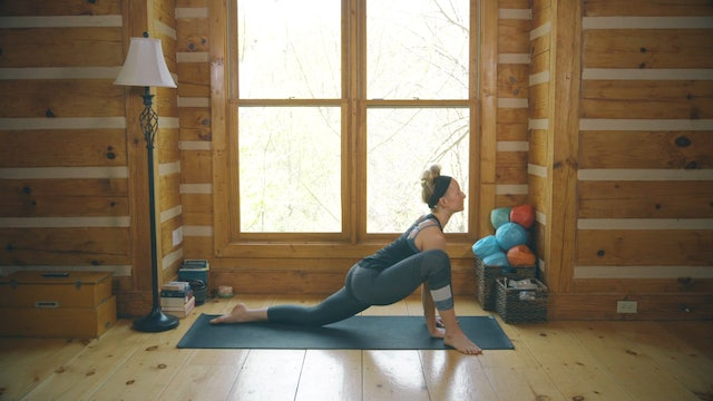 Yoga: No Equipment Lower Body Practice