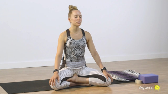 Earth Yoga: Gentle Hip Opening Sequence