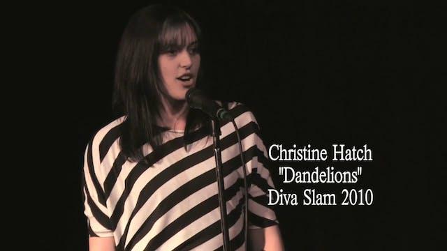 DIVA SLAM 2010 - Christine Hatch