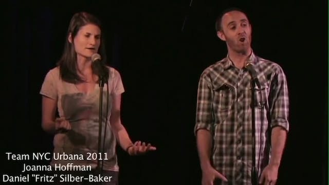 """NYC Urbana 2011 - """"Coming Out"""""""