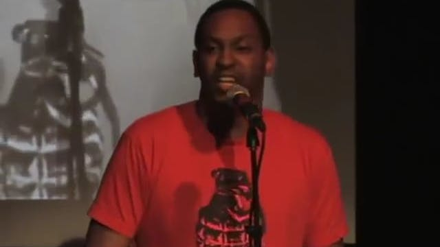 NYC Urbana Poetry Slam Finals 2007 - ...