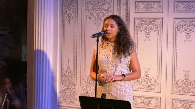 Speakers Up - Safia Elhillo