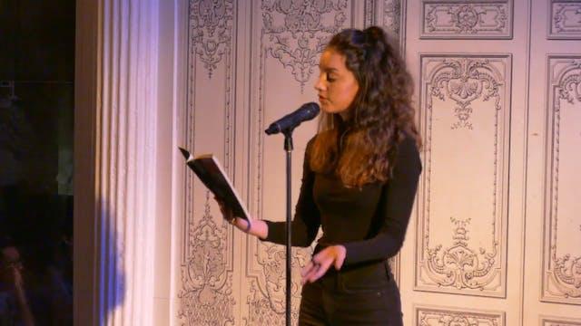 Speakers Up - Olivia Gatwood