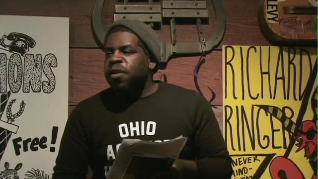 "Hanif Abdurraqib - ""I Guess It Has Be..."