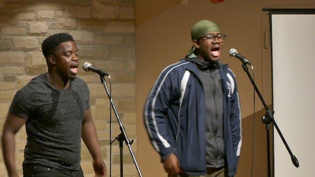 """Eddie Lartey & AK Asalu - """"Africa For..."""
