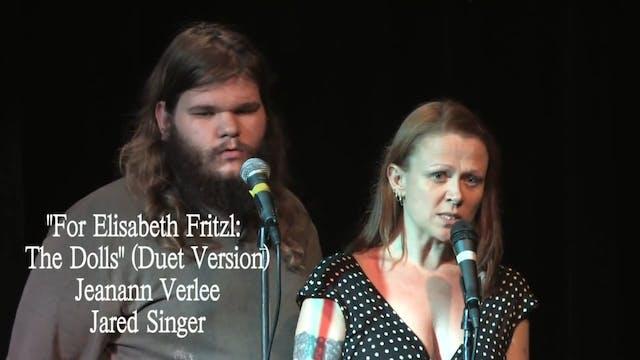 "Jeanann Verlee & Jared Singer - ""The ..."