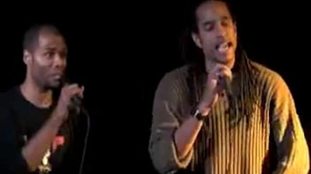 """Darian Dauchan & Shadowkat - """"America..."""