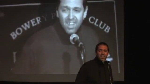 NYC Urbana Poetry Slam Finals 2007 - Survivor - 2