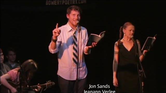 Jon Sands ft Jeanann Verlee & Shira E...