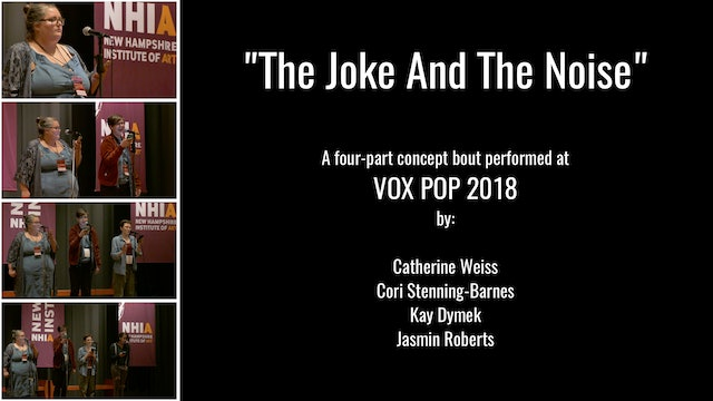 The Joke And The Noise