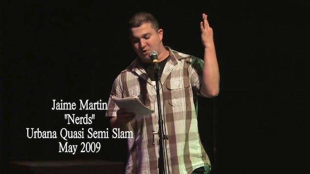 "Jaime Martin - ""Geek"""