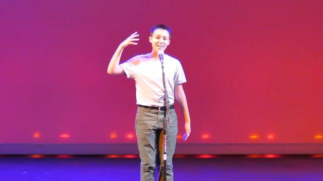 LTABMA 2018 Finals -Rd2- Indigo Poets...