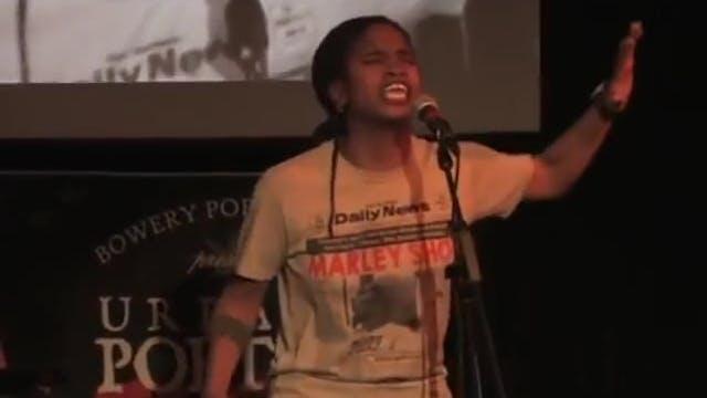 NYC Urbana Poetry Slam Finals 2007 - ...