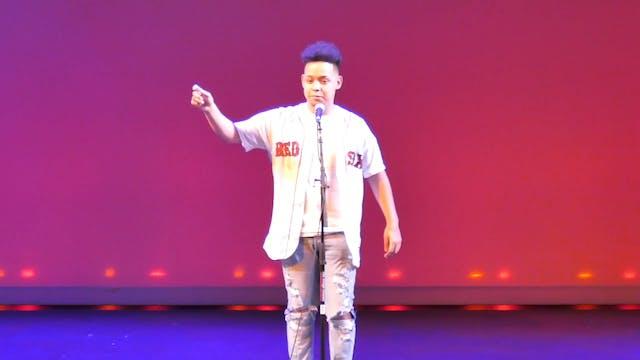 LTABMA 2018 Finals -Rd3- Indigo Poets...