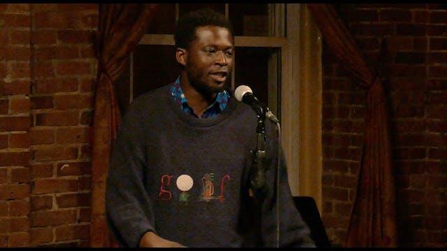 """Emmanuel Oppong-Yeboah - """"Still Life ..."""