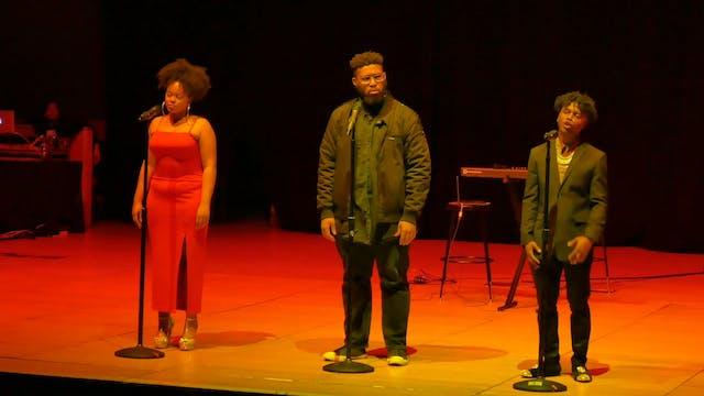 Kenya Newsome, David Pratt, & Jamal P...
