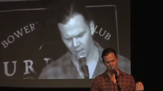 "Taylor Mali - ""The Apologia Of Hephae..."