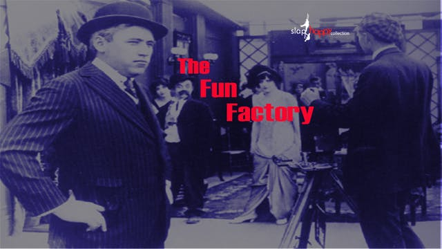 SlapHappy Collection: The Fun Factory